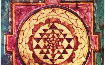Planetary Alignment + Yantra Painting India Retreat