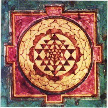 Planetary Alignment + Yantra Painting India Retreat