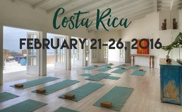 Costa Rica! Yoga, Pilates and Detox Retreat