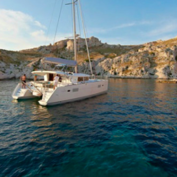 Ayahuasca and sailing in Greece (July 2018)
