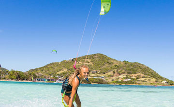 Baja Kiting & Yoga Adventure