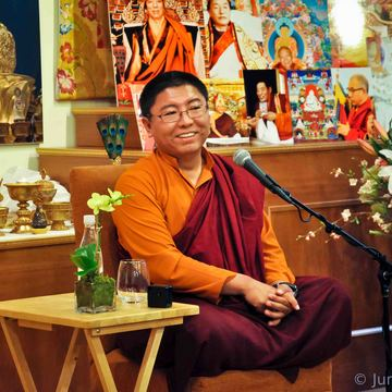 Awakening Love: A Dzogchen Retreat