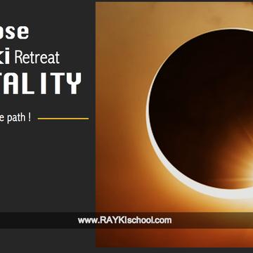 Eclipse REIKI Retreat