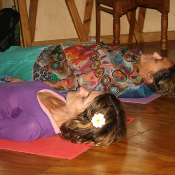 A Yoga Immersion Retreat - Yoga Nidra, Basic Breathing Practices & Restorative Yoga